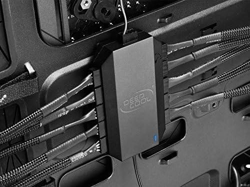 DEEP COOL FH-10 Integrado Ventilador Hub, Apoya en Ventiladores ...