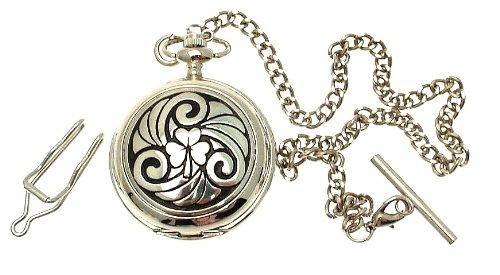 Mens Celtic Design Watch - 4