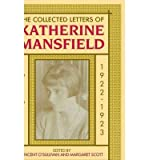 img - for [(The Collected Letters of Katherine Mansfield: 1922 )] [Author: Vincent O'Sullivan] [Aug-2008] book / textbook / text book