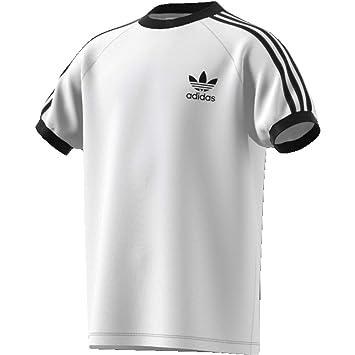 adidas Originals 3 Stripes Short Sleeve T Shirt: