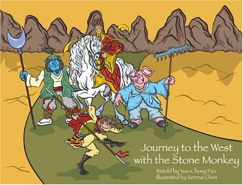 Read Online Journey to the West with the Stone Monkey pdf