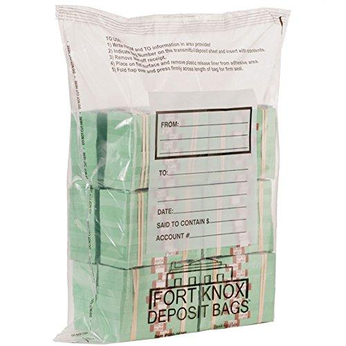 12 Bundle – 19x24x3.5mil Tamper Evident Bag