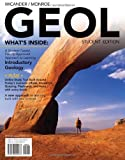 GEOL (with Earth Science CourseMate with eBook Printed Access Card and Virtual Field Trips in Geology) (Available Titles CourseMate) 1st Edition