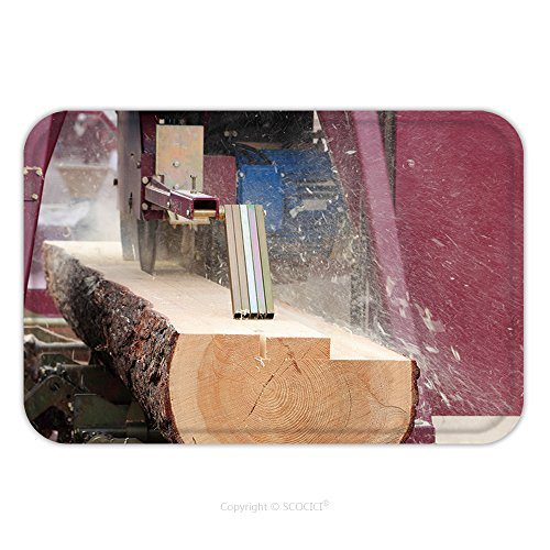 Flannel Microfiber Non-slip Rubber Backing Soft Absorbent Doormat Mat Rug Carpet Sawing Boards From Logs With Modern Sawmill 243377125 for - Mills Grass Saw