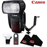 Canon Speedlite 600EX II-RT International Version No Warranty Accessory Kit