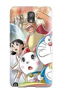Galaxy Cover Case Specially Made For Galaxy Note 3 Doraemon