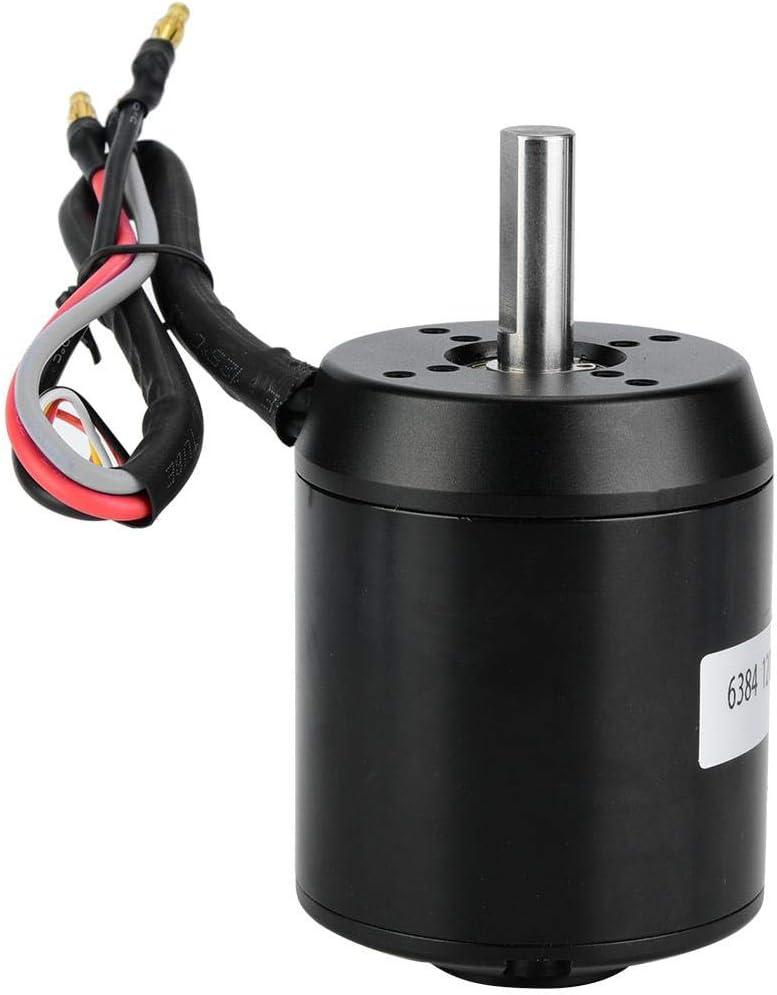 Fafeims 6384 120KV BLDC Outrunner Motor Brushless Sensored Hub for Electric Balancing Skateboard