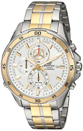 Casio Edifice Quartz Stainless Casual