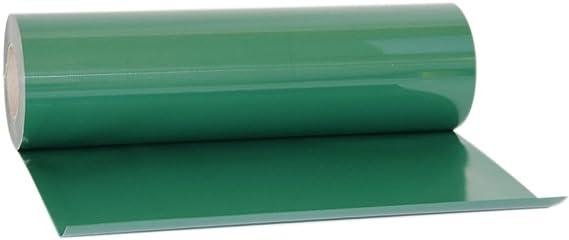 Transfer de vinilo para textiles, de Hoho, con transferencia de calor, camisetas, para manualidades, 50 x 50 cm 30CMX50CM verde: Amazon.es: Hogar