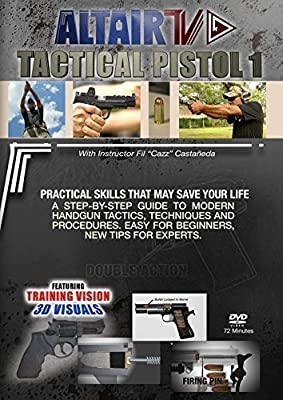 Amazon com: Tactical Pistol 1 Learn To Shoot Handguns