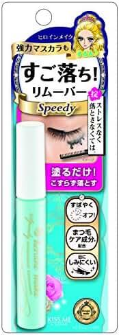 Kiss Me Heroine Make Speedy Mascara Remover 6.6mL