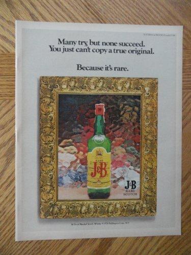 J And B Scotch - 7
