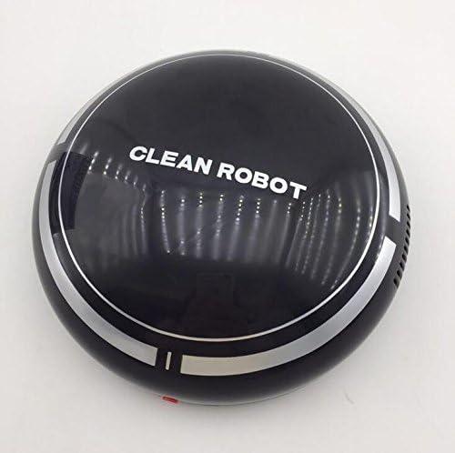 진공 청소기 로봇 청소기 발렌타인 발렌타인 데이 바닥에 유연 하 고 소형 경량 (블랙) 발렌타인 데이 선물 / Vacuum Cleaner Robot Vacuum Cleaner Valentine`s Day Floor Small Small Light (Black) Valentine`s Day Gift