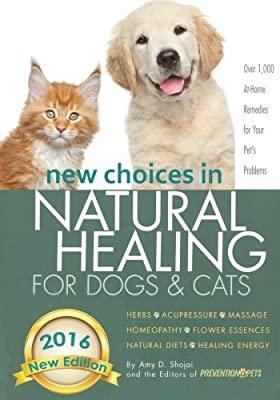 New Choices in Natural Healing for Dogs & Cats from Furry Muse Publishing