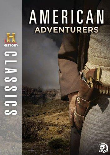 History Classics: American Adventurers (DVD)