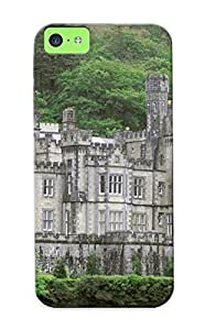 Graceyou Premium Kylemore Abbey, Connemara, County Galway, Ireland Heavy-duty Protection Design Case For Iphone 5cKimberly Kurzendoerfer
