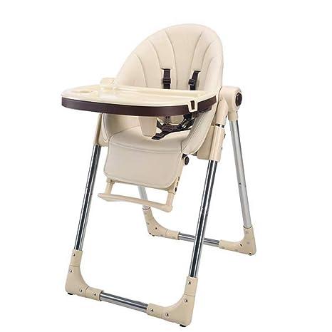 YEXIN Silla Alta 3 en 1: Silla Plegable de diseño para niños ...