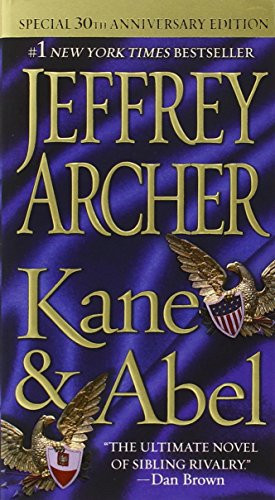 Book cover from Kane and Abel by Jeffrey Archer