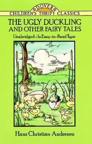 The Ugly Duckling and Other Fairy Tales (Dover Children's Thrift Classics) (Metalware Tin)
