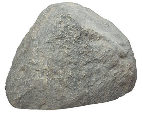 (Outdoor Essentials Faux Rock, Grey, Jumbo)