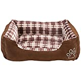 Rectangle Pet Bed - Checkered (22