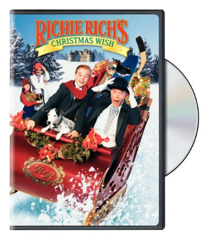 Amazon.com: Richie Rich's Christmas Wish: David Gallagher, Eugene ...