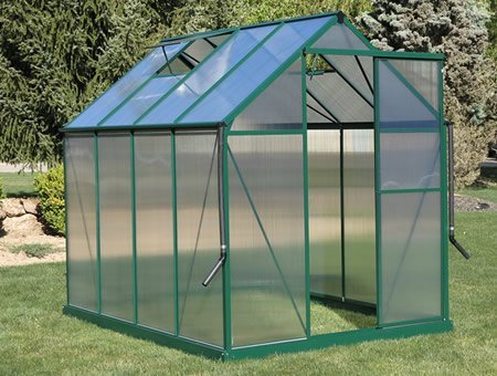 Brighton Walk-In Greenhouse Kit (6x8)