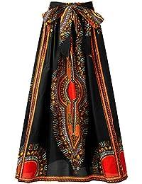 24c5447b70 Women African Print Skirt Ankara Maxi Skirt Dashiki Skirt