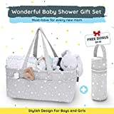 StarHug Baby Diaper Caddy Organizer - Baby Shower