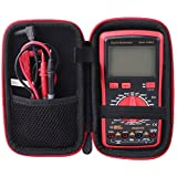 Hard Case for AstroAI Digital Multimeter Volt Meter by Aenllosi (for 4000 Counts)