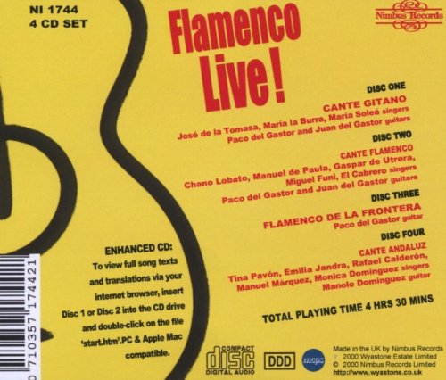 Flamenco Live / Various