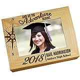 GiftsForYouNow Adventure Begins Personalized Photo Keepsake Box