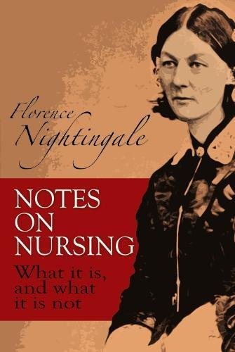 Notes on Nursing: What It Is, and What It Is Not (Dover Books on - Florence Kids Sale