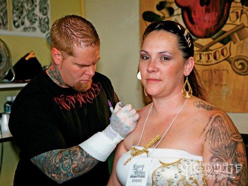 Tattoo Shop Parlor Start Up Sample Business Plan NEW! Open Tattoo Shop