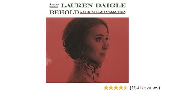 behold by lauren daigle on amazon music amazoncom
