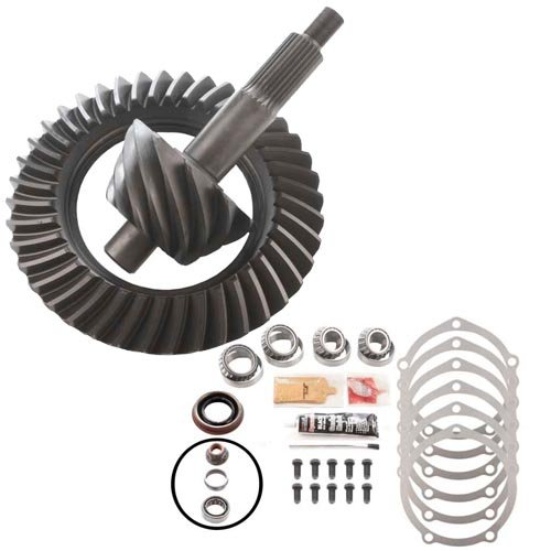 5.43 RING AND PINION & MASTER BEARING INSTALL KIT - COMPATIBLE WITH FORD 9