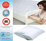 Premium Waterproof / Bed Bug Proof Mattress Encasement Made with Ultra Soft Microfiber Fabric . (Twin)
