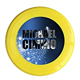 Kim Lennon Michaelly Director Custom Outdoor Plastic Flying Disc Colors And Styles Vary Yellow
