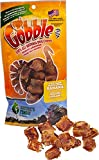 Gobble Turkey Tendon Banana Wraps 5 oz. Package Free Range Dog Treats