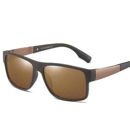 Gafas de moda Gafas de sol polarizadas de los hombres con ...