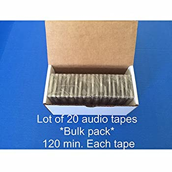 Image of MAXELL 102002 Professional Bulk Normal Bias Audio Tape (120 min, 20 pk) Blank Media