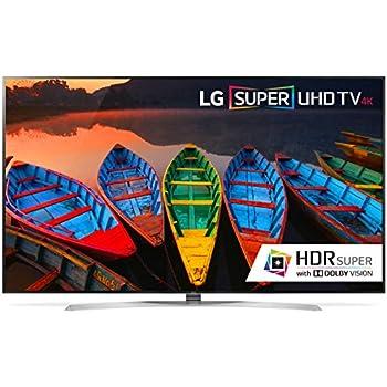 LG Electronics 86UH9500 86-Inch 4K Ultra HD Smart LED TV (2016 Model)