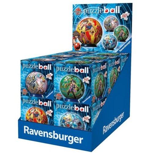 60 Puzzleball - Bakugan Jeux ravensburguer sa BRE60084548