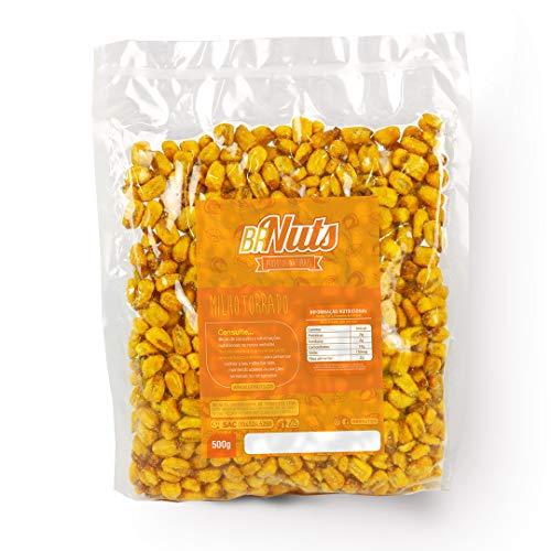Milho Espanhol (Sabor: Mel e Mostarda) - 0,50 Kg