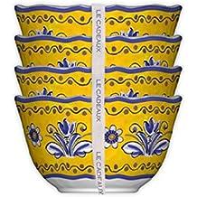 Le Cadeaux Benidorm Desert Bowl (Set of 4), Multicolor