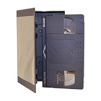 (Paquete de 5) Escocés profesional en blanco VHS hi-fi Stereo Video casete cintas de 90 minutos 3M: Amazon.es: Electrónica