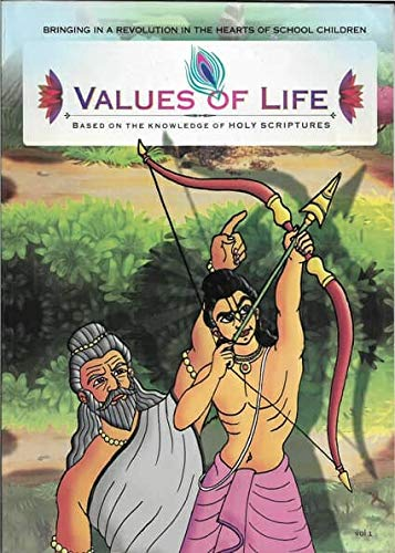 Vrindavanmart Devotional Books Values Of Life Based On The Knowledge Of Holy Scriptures