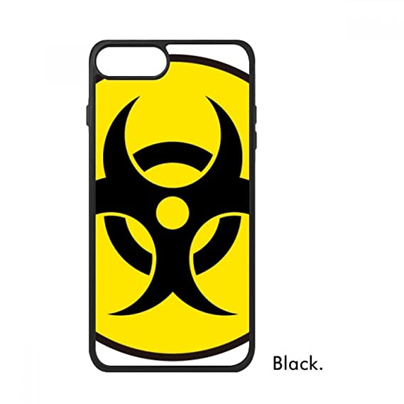 Amazon Yellow Dangerous Chemical Toxic Radiation Symbol For