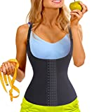 Product review for Gotoly Promotes Tummy Fat Burning Adjustable Straps Body Shaper Waist Trainer