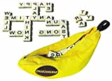 Bananagrams Game Set, The Spelling and Word Game for Kids, BANANAGRAMS Party Edition